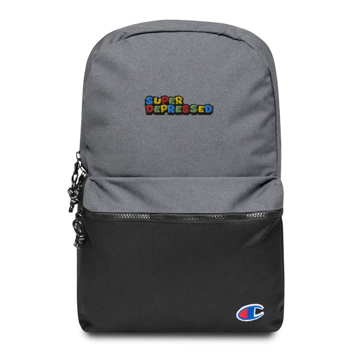 Embroidered Super Champion Backpack