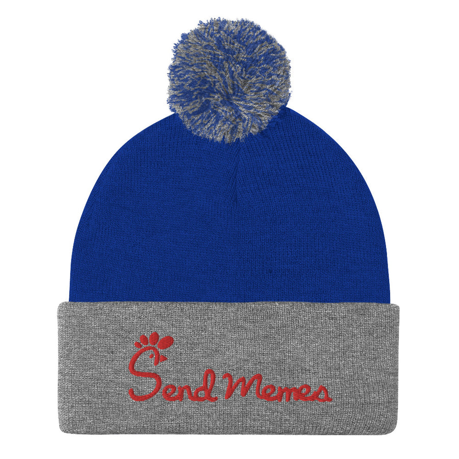 Send Memes Winter Hat