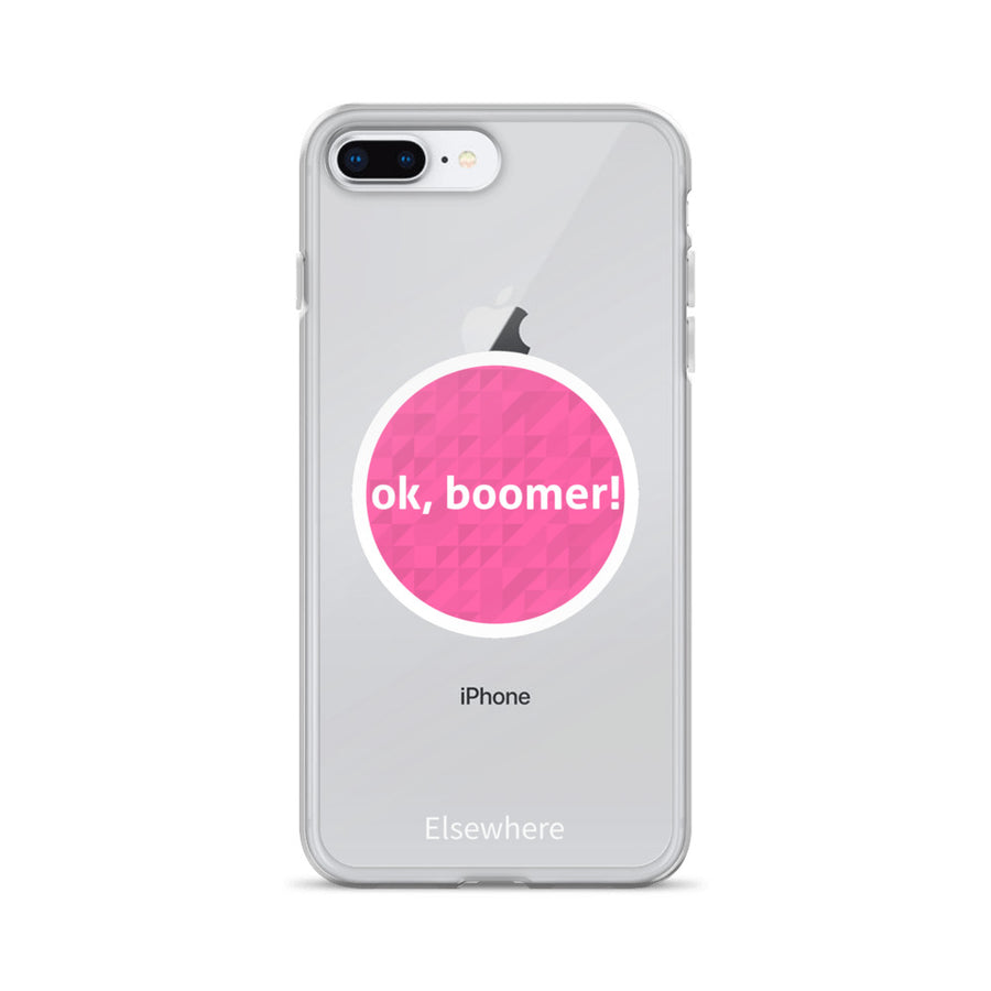 Ok, Boomer! Game iPhone Case