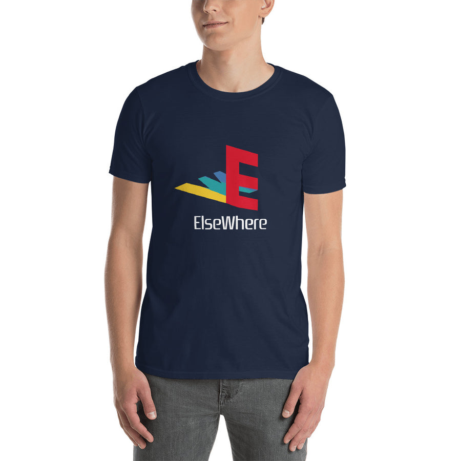 Short-Sleeve Unisex Elsewhere Station T-Shirt