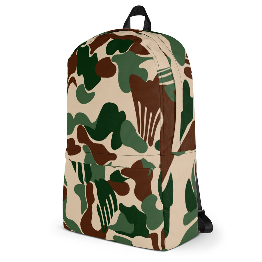Elsie Camo Backpack