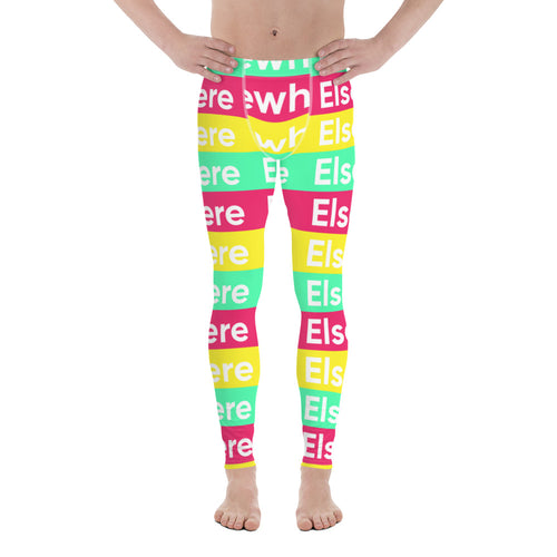 Elsewhere Men's Leggings