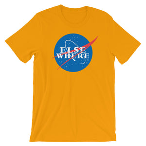 Elsewhere in Space - Short-Sleeve Unisex T-Shirt