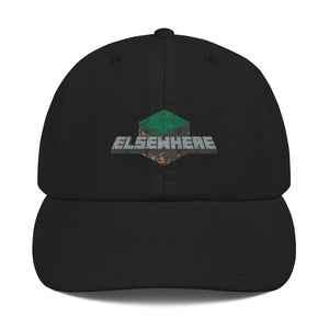Elsewhere Craft Embroidered Champion Dad Cap