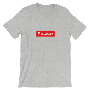 Supremely Elsewhere Short-Sleeve Unisex T-Shirt