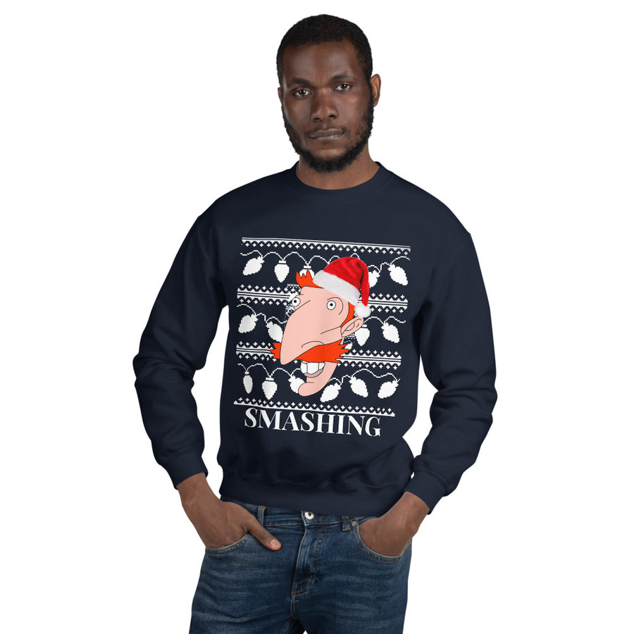 Smashing Christmas Sweatshirt