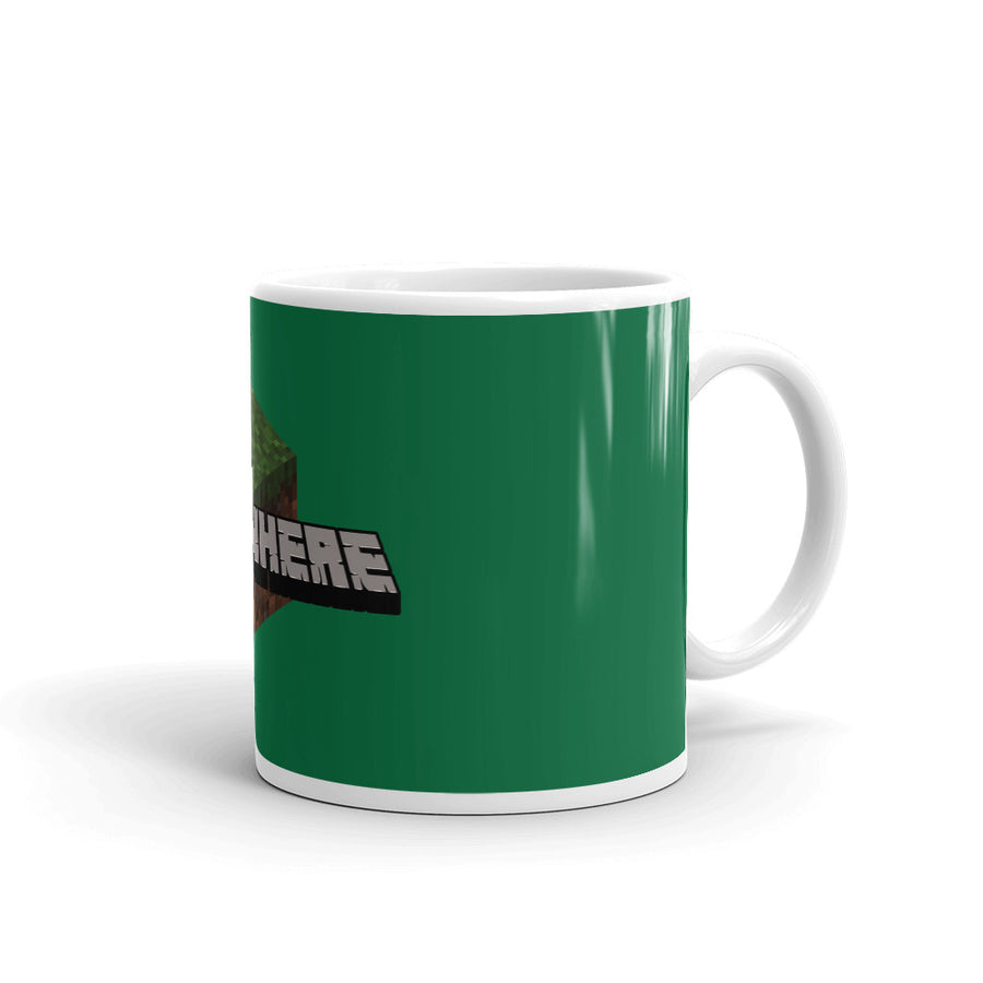 Elsewhere Craft Mug