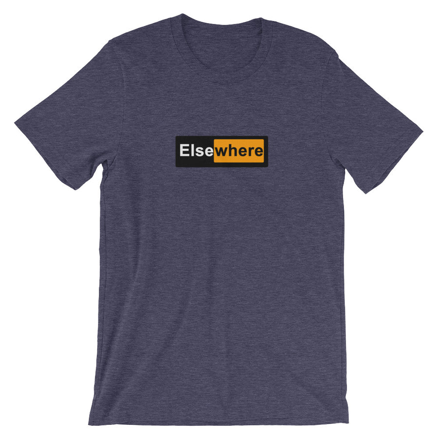 Elsewhere Hub Short-Sleeve Unisex T-Shirt