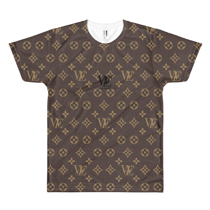 Elsewhere Vuitton Short sleeve men's t-shirt