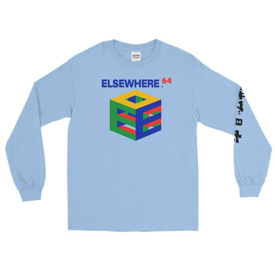 Elsewhere 64 Long Sleeve T-Shirt