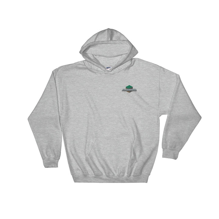 Elsewhere Craft Embroidered Hooded Sweatshirt