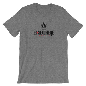Elsewhere Viral Short-Sleeve Unisex T-Shirt