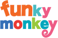 Funky Monkey Toys & Books