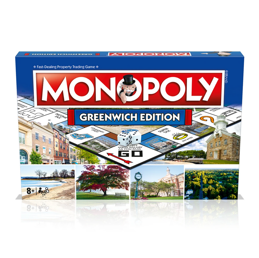 Greenwich Monopoly Board Game 🧐 🎩 💵