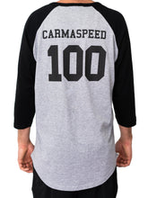 Load image into Gallery viewer, 100K Baseball Tee