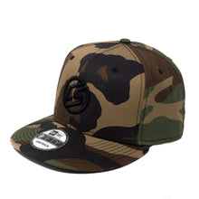 Load image into Gallery viewer, CS Snapback Hat - Camo