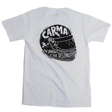 Load image into Gallery viewer, Helmet Tee // White