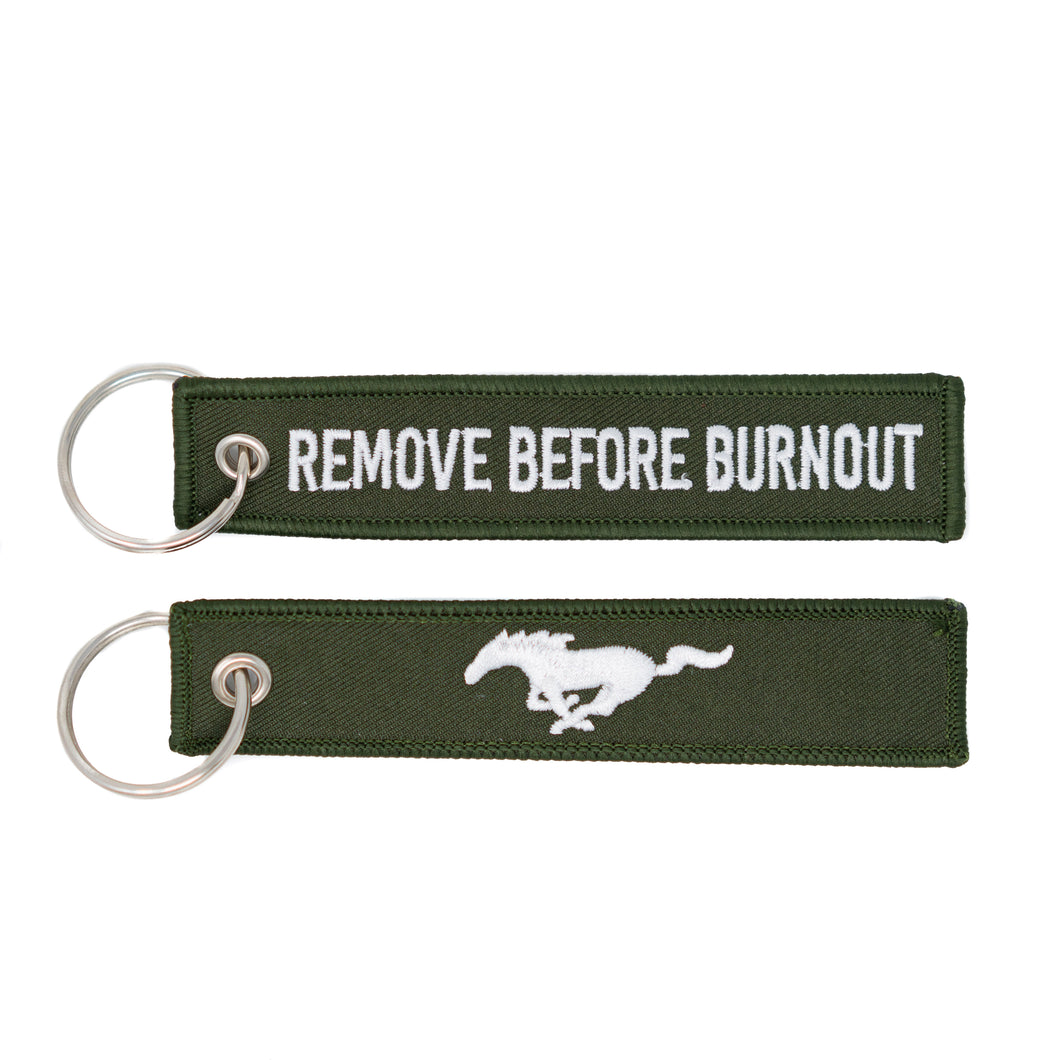 REMOVE BEFORE BURNOUT - Jet Tag