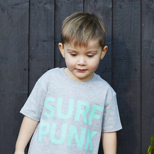 SURF PUNK kids tee
