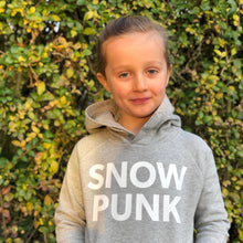 Load image into Gallery viewer, SNOW PUNK kids hoody