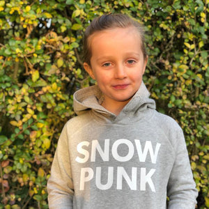 SNOW PUNK kids hoody