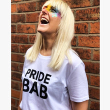 Load image into Gallery viewer, PRIDE BAB adult tee