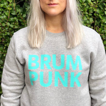 Load image into Gallery viewer, BRUM PUNK adult sweat