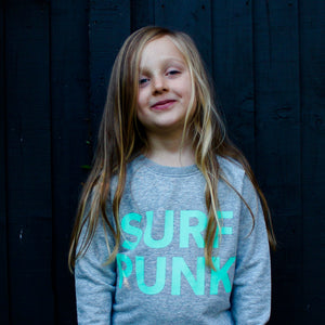 SURF PUNK kids sweat