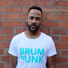 Load image into Gallery viewer, BRUM PUNK adult tee