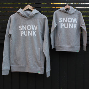 SNOW PUNK adults hoody