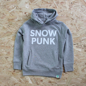 **New!** SNOW PUNK kids hoody