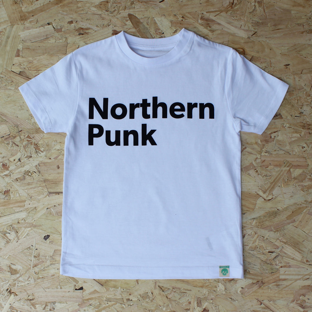Northern Punk kids tee