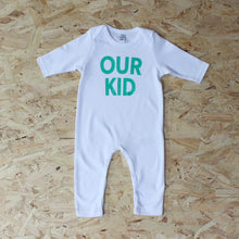 Load image into Gallery viewer, OUR KID romper