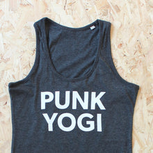 Load image into Gallery viewer, PUNK YOGI relaxed tank