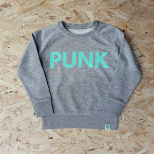 PUNK kids sweat