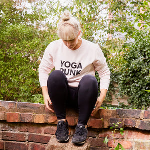 YOGA PUNK adult sweat