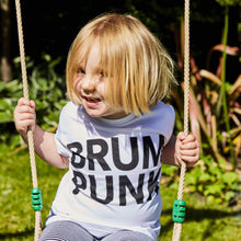Load image into Gallery viewer, BRUM PUNK kids tee