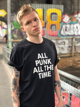 Load image into Gallery viewer, ALL PUNK adult tee