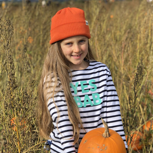 YES BAB kids long sleeve breton