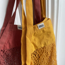 Load image into Gallery viewer, *new!* Organic cotton net bag