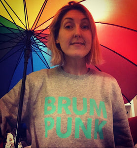 BRUM PUNK adult sweat