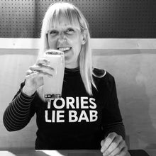 Load image into Gallery viewer, TORIES LIE BAB adult tee