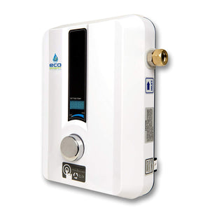 ECO Smart 27- Electric Tankless Water Heater Installation- Residential