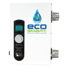Load image into Gallery viewer, ECO Smart 18- Electric Tankless Water Heater Installation- Residential