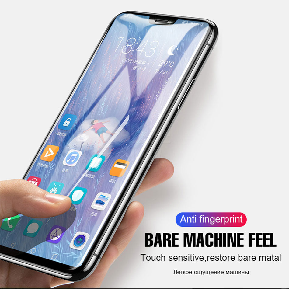 9D Protective Tempered Glass For Huawei Mate 20 Pro P20 Pro Mate 20 Lite P20 Lite