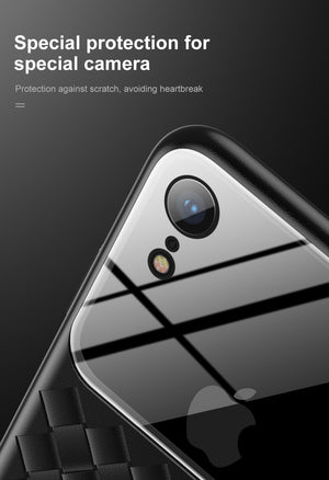 Ultra Thin Slim Silicone TPU Back Cover For iPhone