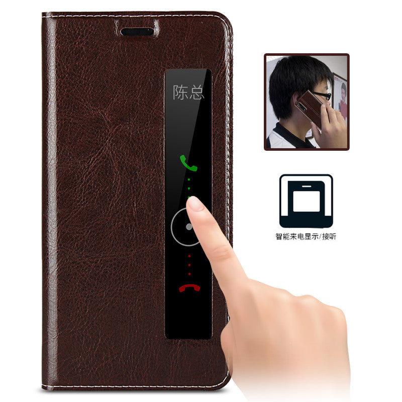 Magnetic  leathe  Flip cover  Leather Case Cover For huawei P20 Pro P20 Case
