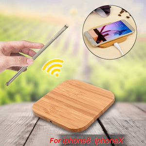 Smart Phone Wireless Charger For Samsung / Iphone