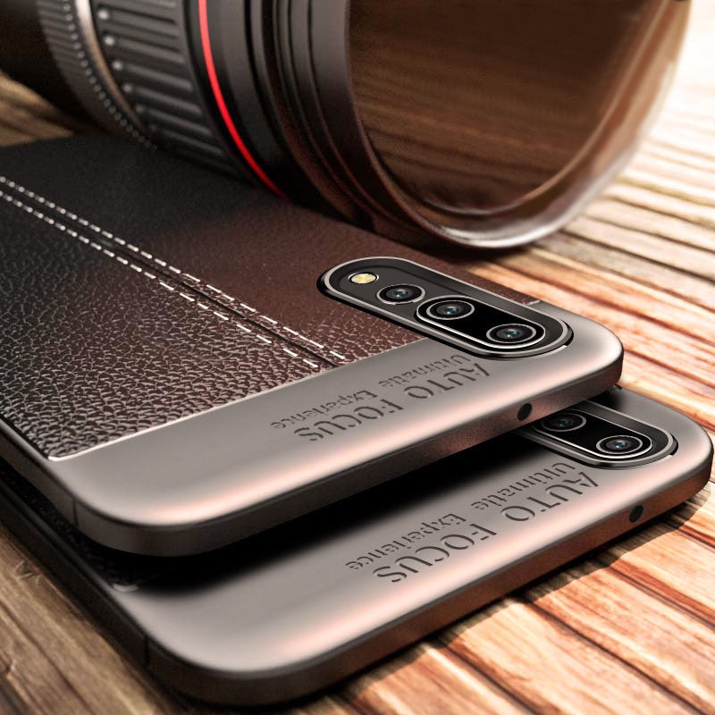 Bumper Armor Ultra Thin Shockproof Case For Huawei