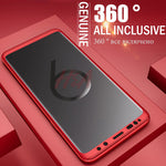 360 Luxury Full Shockproof Protective Case